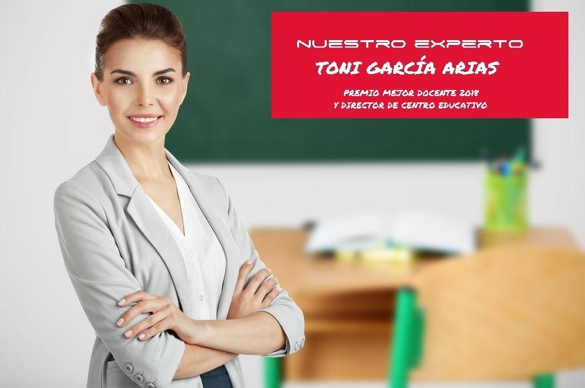 Gestión de centros educativos. Toni García Arias